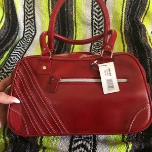 Red Small Purse